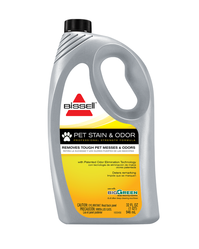Pet Stain & Odour Professional Strength Formula for BIG GREEN (946ml)