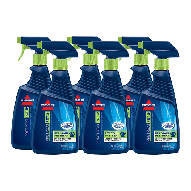 Six Pack Pet Stain Pretreat (650 mL)
