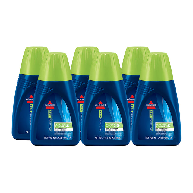 Six Pack SpotClean Pet Formula (473 mL)