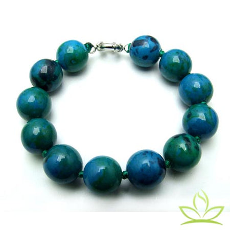 Bracelet | de Malachite - Veritable - Bracelet Chakra Shop