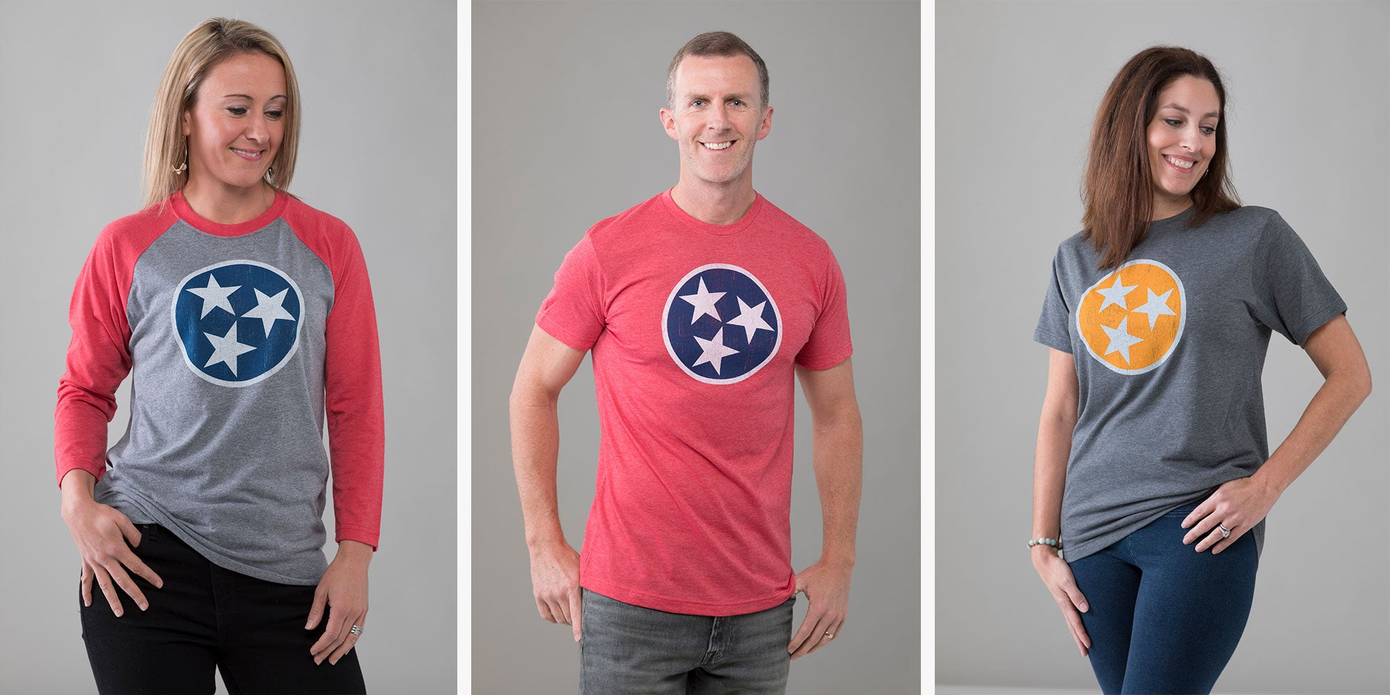 Wholesale Tennessee Tristar Shirts Tennessee Tri Star T Shirts Wholesale Tennessee Apparel