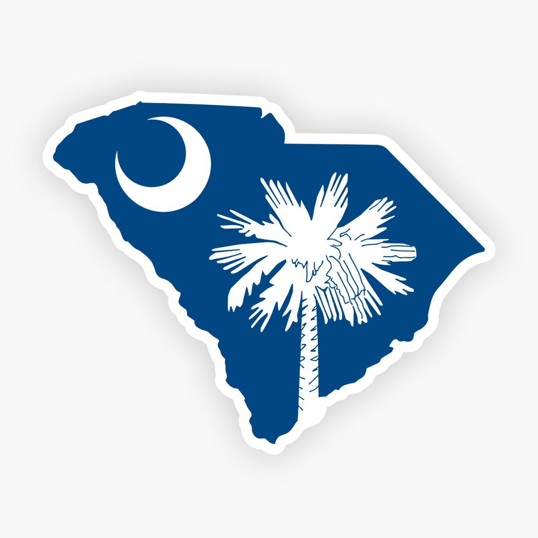 south carolina sticker south carolina flag decal stickers gifts