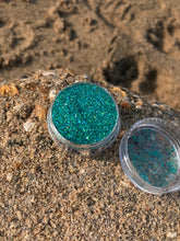 Load image into Gallery viewer, Holo Turquoise Fine Glitter