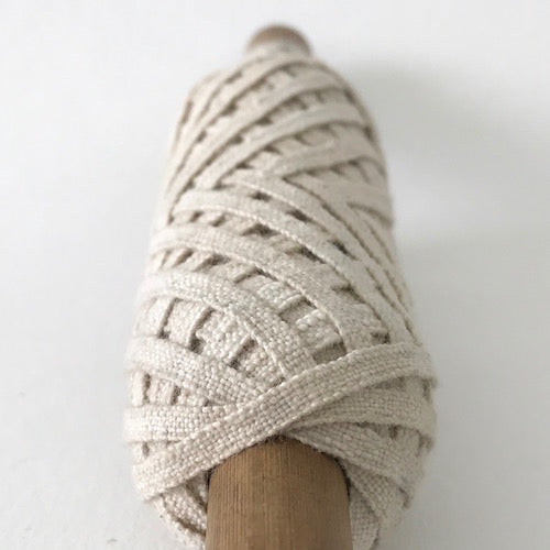 hpe-10 woven organic cotton tape