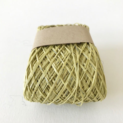 n-24b paper wrapped in raw silk