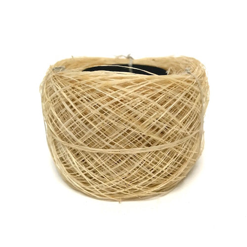 aos-8 | hand twisted tied fine hemp