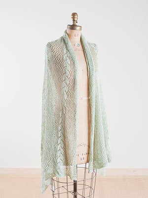 kit-132 kaze - wind shawl