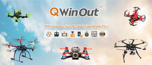 The monthly clearance discount is coming. Enjoy 50% OFF Monthly Clearance Sale on QWinOut