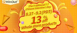 The Traditional 7.7 Chinese Valentine's Day Promotion