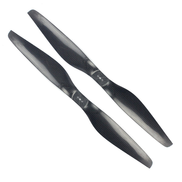 QWinOut 16x 5.5 Carbon Fiber Propeller Set CW CCW 1655 For drone Multicopter Quadcopter