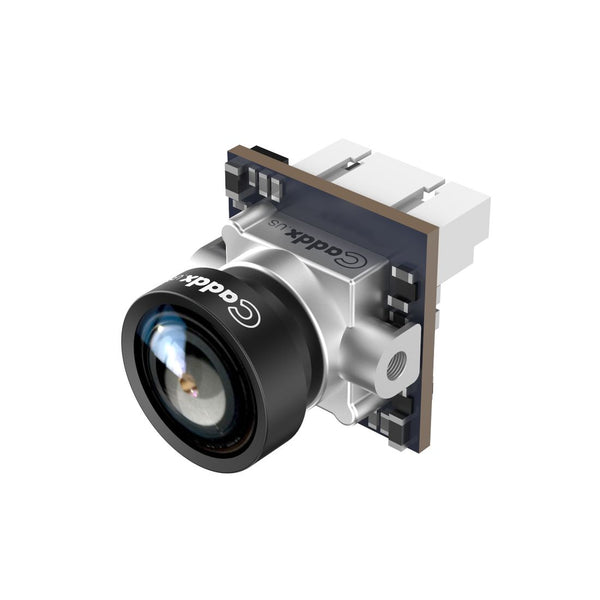 Pre-Order Caddx.us Ant Nano FPV Camera 1200TVL Global WDR with OSD 2g Ultra Light 1.8mm Lens 16:9 / 4:3 for FPV Racing Drone Aircraft Fixed Wing Aerial Photography