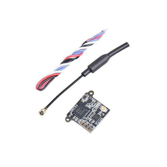 QWinOut FE200T 5.8G 40CH Transmitter 25mW 100mW 200mW OSD Adjustable AV 4.5-5.2V IPEX VTX for Flight Controller RC FPV Racing Drone
