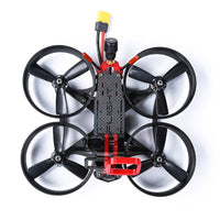 IFlight MegaBee V2 3 inches FPV Racing Drone Cinewhoop with SucceX F4 Flight Controller 35A 4-IN-1 ESC XING 1408 3600KV Brushless Motor FPV Camera