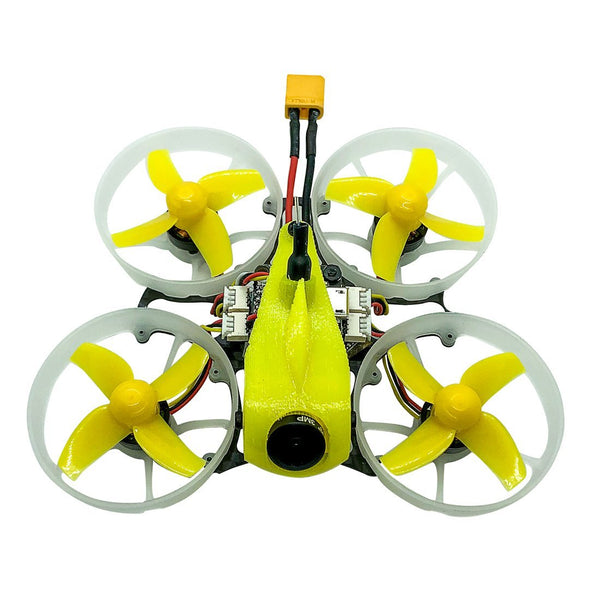 Clearance FullSpeed TinyLeader Brushless Whoop 2-3S FPV Racing Drone Quadcopter 25-600mw VTX 1103 Motor BNF/PNP