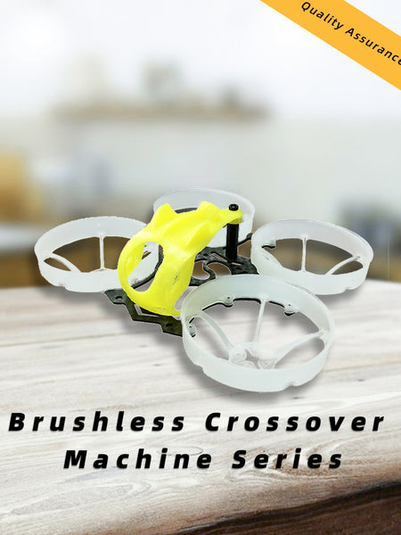 FullSpeed TinyLeader V2 Brushless Whoop Frame KIT FPV Racing Drone Quadcopter Replacement Parts