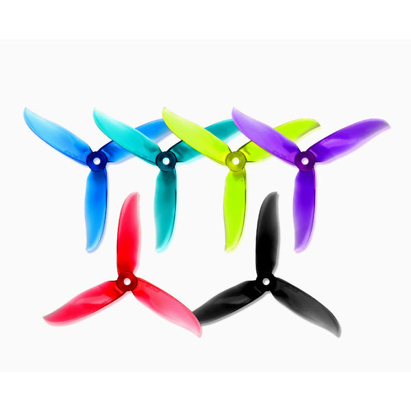 2/4/10 Pairs Dalprop T5045C Cyclone 5 Inch 3 Blade Propeller CW CCW Prop For Racing Drone Accessary Parts