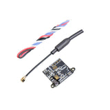 QwinOut Play F4 Whoop Flight Controller & 4in1 ESC FE200T 5.8G 40CH FPV Transmitter VTX for DIY RC Drone Kit FPV Racing Quadcopter