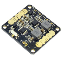 QWinOut CC3D Flight Controller Power Distribution Board with 5V/12V BEC Output LED Switch for FPV RC 250 Across Quadcopter