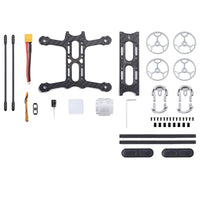 GEPRC GEP-CP Rack Large Space Drone Frame FPV Model Freestyle Small Four-axis Rack