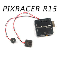 Happymodel New Pixracer R15 Autopilot Xracer PX4 Mini Edition Flight Control with Electronic Compass ST LIS3MDL Parts for DIY FPV RC Drone