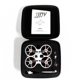 Emax Tinyhawk 75mm F4 4in1 3A 15000KV 37CH 25mW 600TVL VTX 1S Indoor FPV Racing Drone with FRSKY D8 Receiver BNF RTF