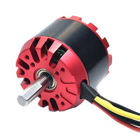 QWinOut 6354 180KV Brushless Motor High Power 1500W 24V for Belt-Drive Balancing Scooters Electric Skateboards with Motor Holzer