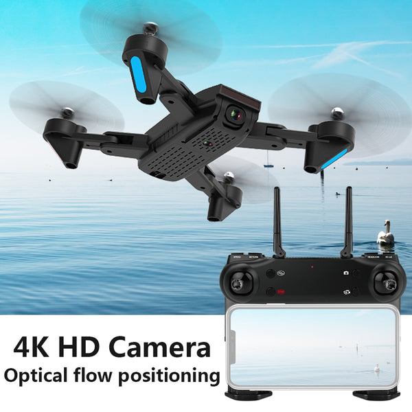 2019 SG700-S 4K Camera Drone WIFI FPV Dual Camera Wide Angle Palm Control Optical Flow Gesture Photo Video Selfie RC Quadcopter