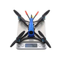 HGLRC Toothpick 3'' parrot132 Micro 4S FPV Racing Drone BNF/ PNP with F411 Flight Control 13A 4in1 ESC 1106 3800KV Motor
