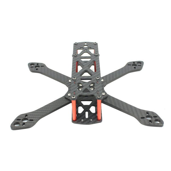 QwinOut T220 Martian II 2 220 / 250 220mm 250mm 4mm Arm Thickness Carbon Fiber Frame Kit w/ PDB For FPV Racing Drone Quadcopter