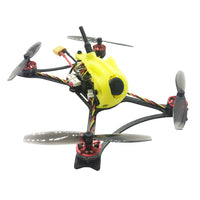 FullSpeed Toothpick 2-3S Brushless Whoop FPV Racing Drone Quadcopter PNP BNF 1103 Motor 65mm Props 25-600mw VTX Caddx Micro F2 camera