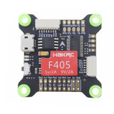 HAKRC F405 V3 Flight Control Integrated OSD 5V 9V Dual BEC 3-9S MPU6000 for DIY FPV Racing Drone Quadcopter