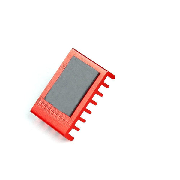 iFlight 5.8G Image Transmission Heat Sink Electronic Aluminum Alloy Radiator 25*18*5mm For FPV Drone RC Quadcopter DIY RC Hobby Models