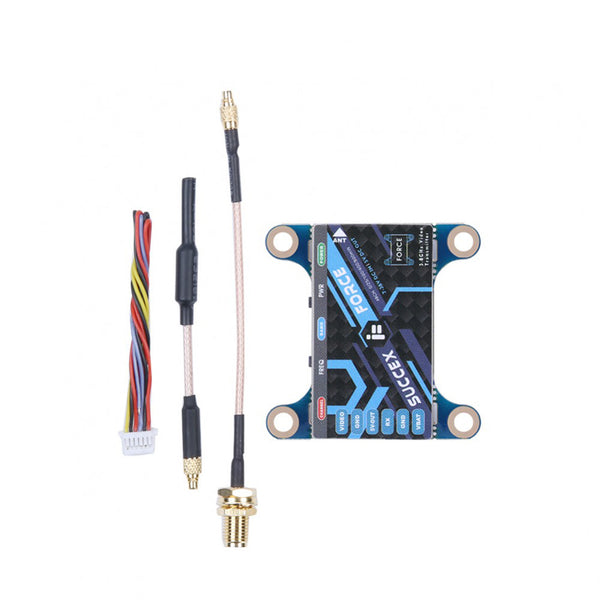 iFlight SucceX Force 5.8GHz 800mW VTX Adjustable 40 Channels Transmitter Module Video Transmission FPV VTX for FPV Racing Drone