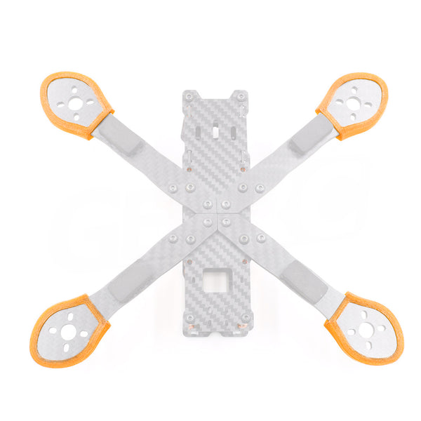 4PCS GEPRC ZX VX AX 3D Printed Motor Seat Protection Frame Quadcopter Drone PartsBuffer Rack for GEP-QX GEP-ZX GEP-VX GEP-AX
