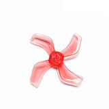 Gemfan 1636 1.6x3.6x4 40mm 1mm Hole 4-blade Propeller PC CW CCW Props for 1103 1105 RC Drone Quadcopter FPV Racing Brushless Motor