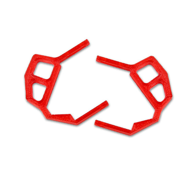 QwinOut 3D Printed Printing TPU Camera Mounting Seat for iFlight Longya V3 Frame DIY FPV Racing Drone Quadcopter