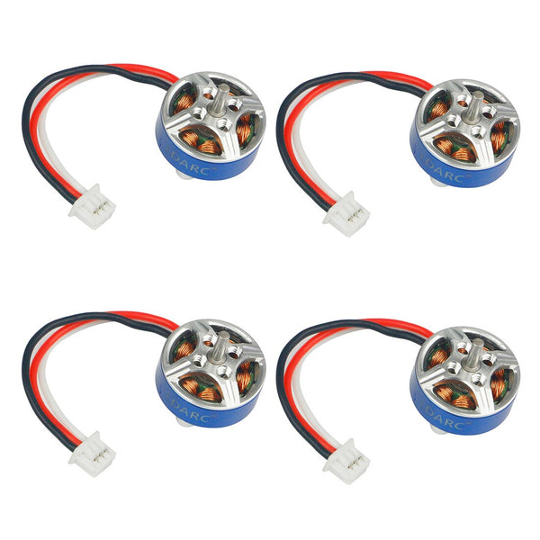 4 PCS LDARC XT1103 6500KV Brushless Motor Center Shaft 1.5mm for ET85 AK123 RC Racing Drone