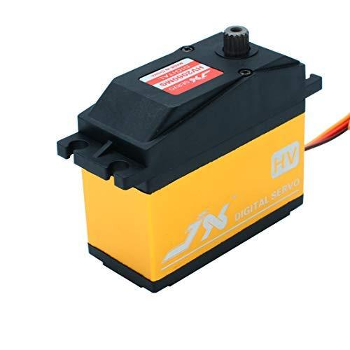 JX Servo PDI-HV2060MG 60KG Super Torque Digital Gasoline Servo 180 Degrees Arm Digital Servo