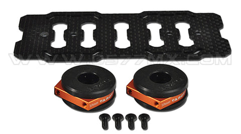 Tarot Multi Rotor Helicopter part: FY680 FY650 6-axis aircraft Inverted battery Rack Mount TL68B14