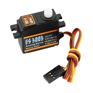 EMAX Digital Metal Servo ES3003 ES3004 ES3053 ES3054 17g Metal Gear for RC FPV Fixed Wing Airplane Copter