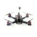Happymodel Larva-X HD Micro FPV Racing Drone Toothpick HD and Whoop HD 2in1 Combo RC Quadcopter 2-3S 1080P DVR Camera Drone