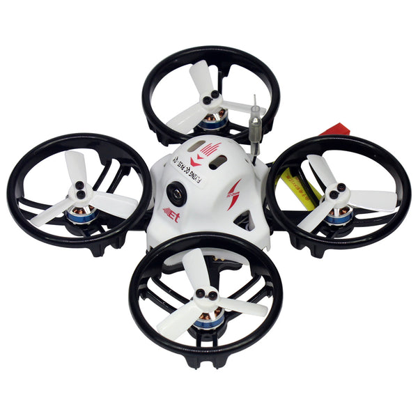LDARC ET125 PNP Brushless FPV RC Racing Drone Mini Quadcopter Compatible with Frsky Receiver