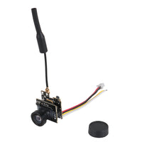 QWinOut 5.8G 800TVL FPV AIO Micro Camera Integrated 25MW 40CH VTX with Mini FPV Receiver UVC Video Downlink OTG For Android Mobile Phone Smartphone FPV Quadcopter Drone