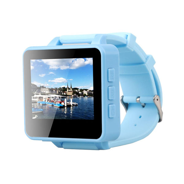 QWinOut 5.8GHz 48CH OSD Wearable Watch with 2inch LCD 960*240 Display FPV Receiver RC Racer DIY Racing Drone Real-time Transmission RX
