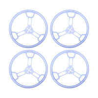 4pcs HGLRC 3 inch Propeller Protection Ring Suitable for 11/13/14 Series Motors Maximum Support for 3 inch Blades 3025 3028 3035 3052 3056
