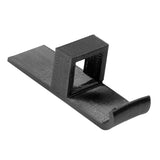 QWinOut Battery Holder Protection Seat Black TPU 3D Printing For FPV Racing Drone Happymodel Mobula7 Mobula 7
