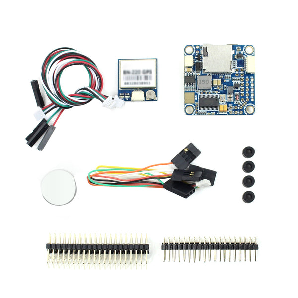 QwinOut betaflight  F4 Pro V3 Flight Controller Board Built-in Barometer OSD TF Slot For FPV Quadcopter + GPS