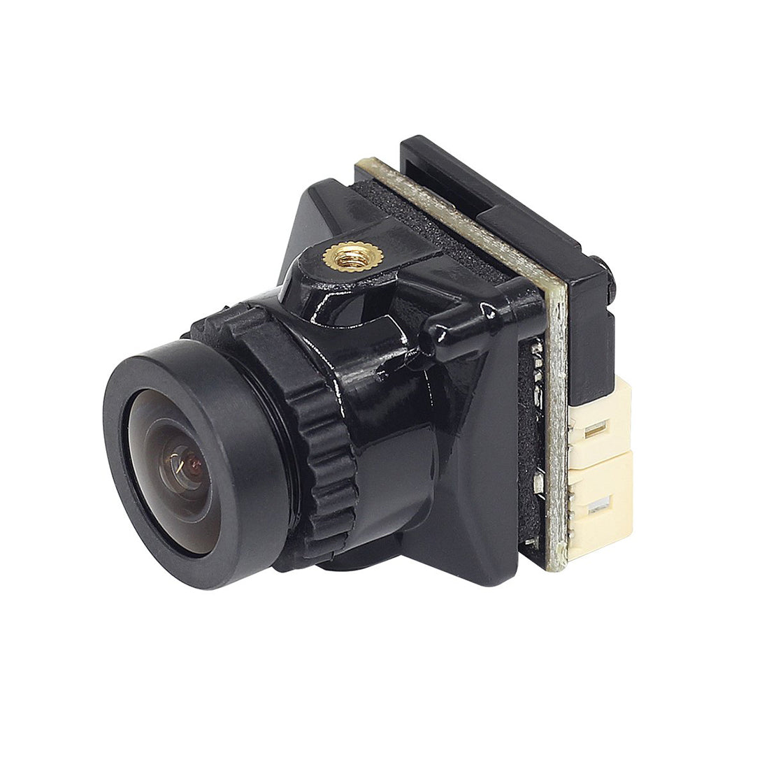 HGLRC Aurora V2 FPV Camera 1200TVL CMOS PAL/NTSC Switchable 2.1mm Lens Support 5-30V Input For FPV Racing Drone Quadcopter