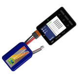 iSDT BattGo BG-8S Smart Battery Checker Balancer Receiver Signal Tester Quick Charge Function For Lipo Battery