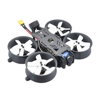 FullSpeed 4K TurboWhoop Brushless FPV Racing Drone Quadcopter 1104 5500kv BNF 2-4S CineWhoop with Crossfire Nano RX FPV Watch